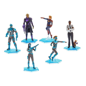 Marvel's Captain Marvel Figure Set
