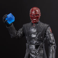 Load image into Gallery viewer, Marvel Legends Series Red Skull Figure & Electronic Tesseract (SDCC)