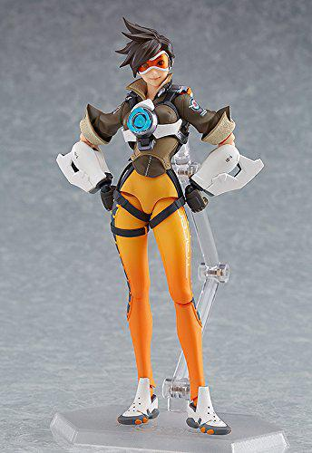 Figma Overwatch Action Figure Series Tracer