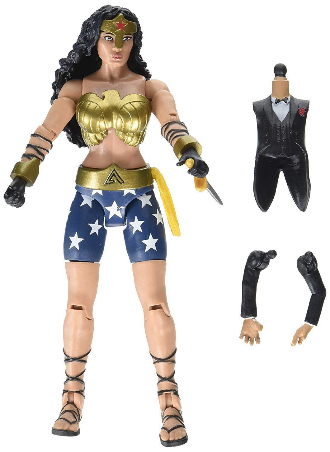 DC Comics Multiverse Batman The Dark Knight Returns Wonder Woman