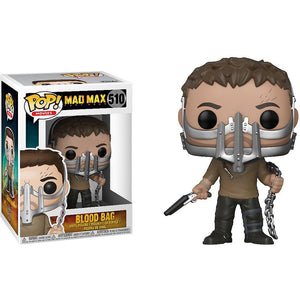 Funko Pop! Mad Max Blood Bag Exclusive #510