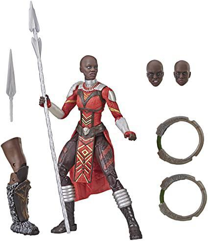 Black Panther Marvel Legends 6-Inch Dora Milaje Action Figure