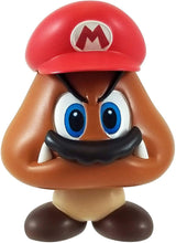 Load image into Gallery viewer, Nitendo 2 1/2 Inch Mini Figure  Captured Goomba