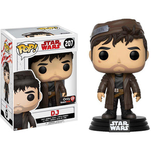 Funko Pop! Star Wars: DJ  Exclusive #207