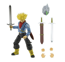 Load image into Gallery viewer, Dragon Ball Super - Dragon Stars Super Saiyan Future Trunks Figure (Series 3)