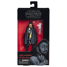 Load image into Gallery viewer, Star Wars The Black Series Lando Calrissian 6-inch Figure