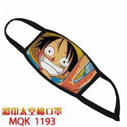 Personalized Face Mask - One Piece - Monkey D. Luffy #2