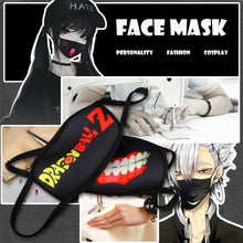 Load image into Gallery viewer, Personalized Face Mask - Funny Mouth #11