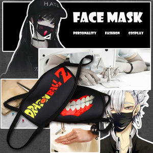 Personalized Face Mask - Funny Mouth #11