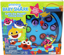 Load image into Gallery viewer, Baby Shark Fishing Game