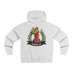 Bossed Up World Ties Pullover - Bossed Up Productions LLC
