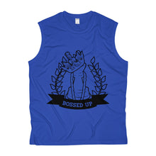 Bossed Up Sleeveless Fitness Tee - Bossed Up Productions LLC