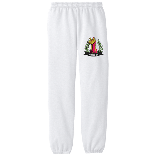 Bossed Up Fleece kids Pants - Bossed Up Productions LLC