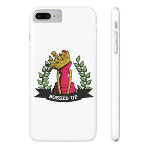 Bossed Up Phone Cases - Bossed Up Productions LLC