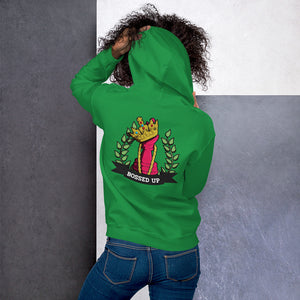 Bossed Up Double Up Hoodie - Bossed Up Productions LLC