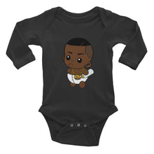 Lil Boss Infant Long Sleeve Bodysuit - Bossed Up Productions LLC