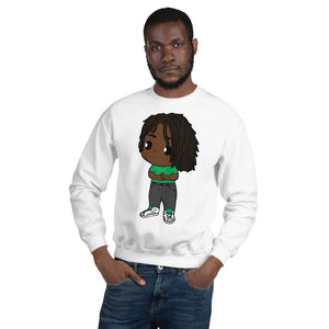 "Lil Boss ""Locs"" Sweatshirt - Bossed Up Productions LLC"