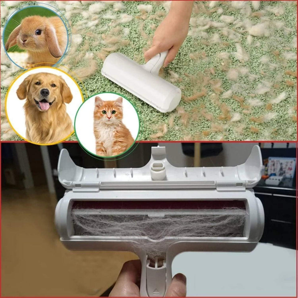Fur buster - the best pet hair remover
