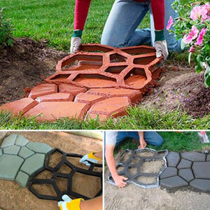 ElitePaver­ DIY Concrete Paving Mold