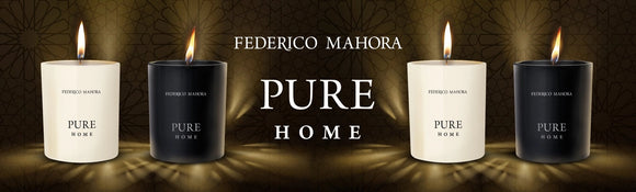 Federico Mahora PURE HOME Candles
