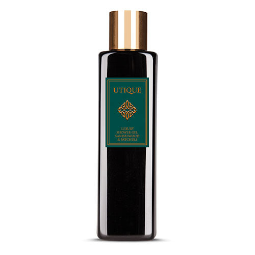 SANDALWOOD & PATCHOULI - Utique Shower Gel