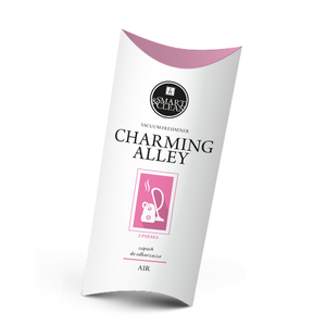 VACUUM FRESHENER - CHARMING ALLEY - fm-fragrance-products-with-crowvery