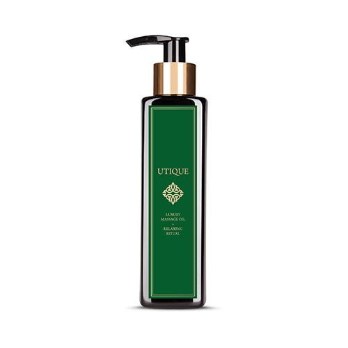 RELAXING RITUAL - UTIQUE LUXURY MASSAGE OIL