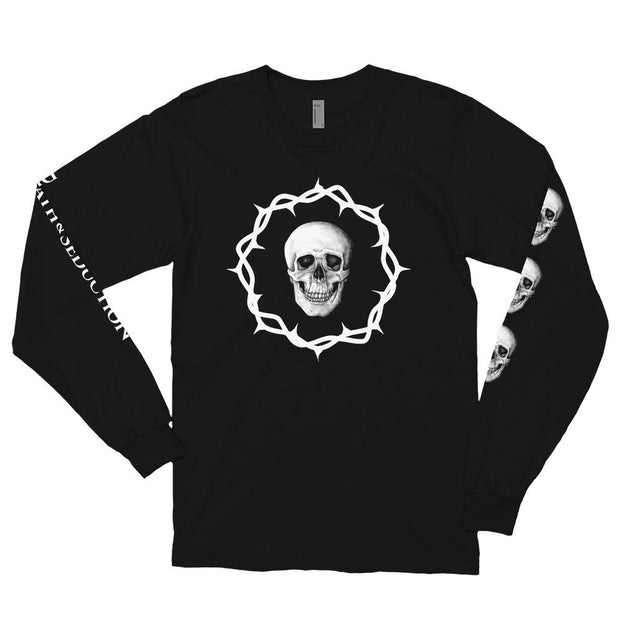 death-and-seduction-goth-streetwear-punk-rock-Apparel & Accessories > Clothing (1604) - Death And Seduction | Long Sleeve T-shirt