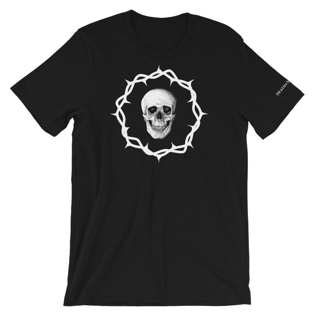 los-angeles-death-and-seduction-goth-streetwear-punk-rock-Apparel & Accessories > Clothing (1604) - Death And Seduction | Short-Sleeve Unisex T-Shirt