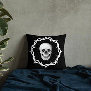 Apparel & Accessories > Clothing (1604) - Death And Seduction | Premium Pillowlos-angeles-death-and-seduction-goth-streetwear-punk-rock-apparel-skulls-skeleton-
