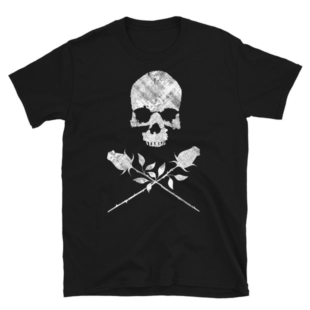 Death City Crossing Short-Sleeve Unisex T-Shirt