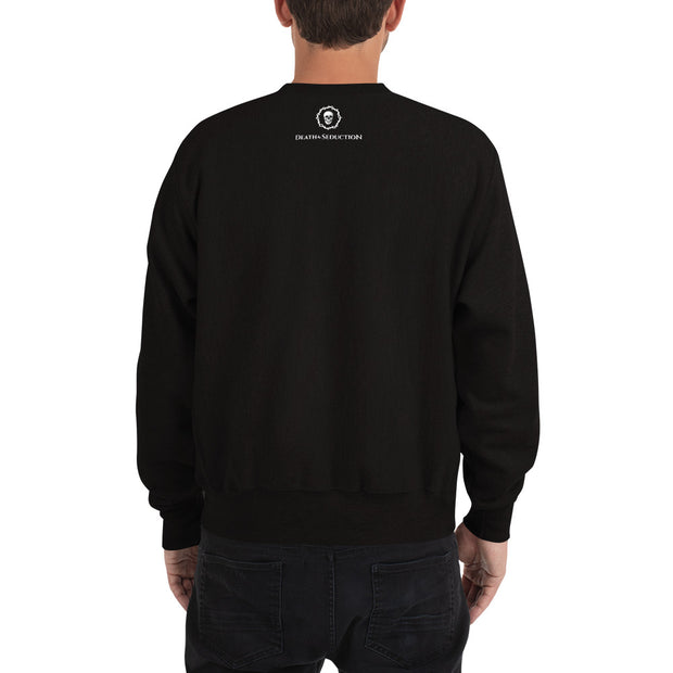 Illumin Meditating Death | Champion Sweatshirt