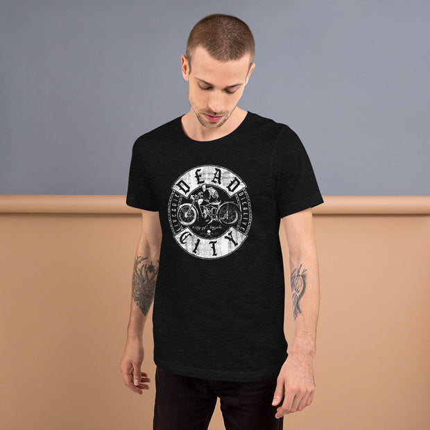 Dead City Short-Sleeve Unisex T-Shirt