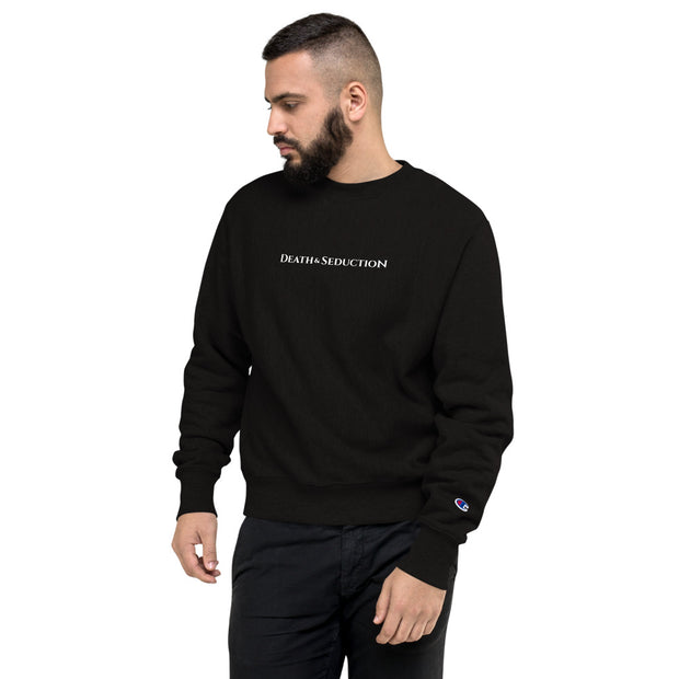 Death and Seduction Champion Sweatshirt
