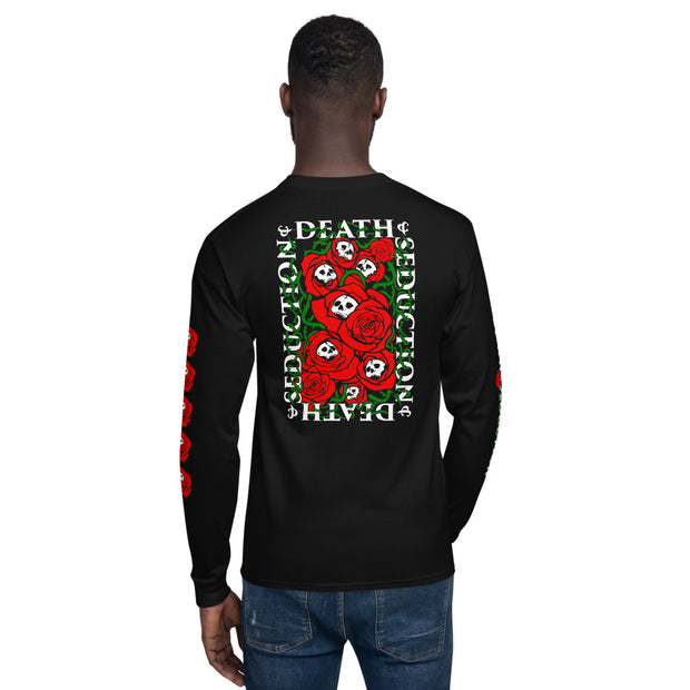 Skulls & Roses | Champion Long Sleeve Shirt
