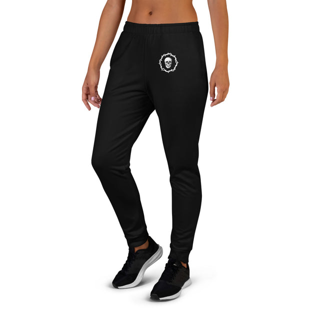 Death and Seduction Kanji Women's Joggers
