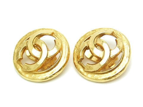 Chanel earrings #ea520