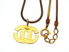 Vintage Chanel necklace CC logo