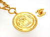 Vintage Chanel necklace 31 rue cambon paris medallion