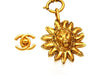 Vintage Chanel necklace CC logo lion