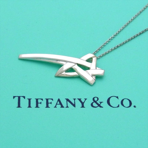 Pre-owned Tiffany & Co necklace Paloma Picasso star