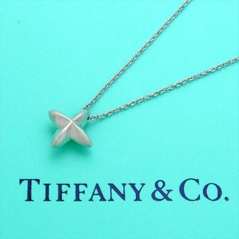 Pre-owned Tiffany & Co necklace Elsa Peretti star