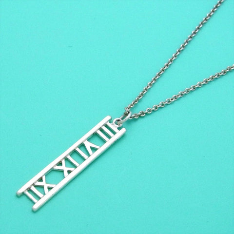 Pre-owned Tiffany & Co necklace atlas