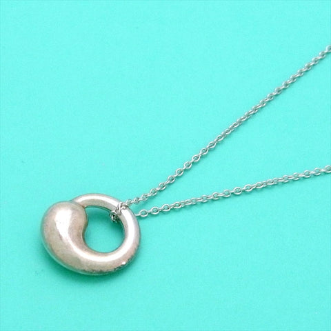 Pre-owned Tiffany & Co necklace Elsa Peretti eternal circle