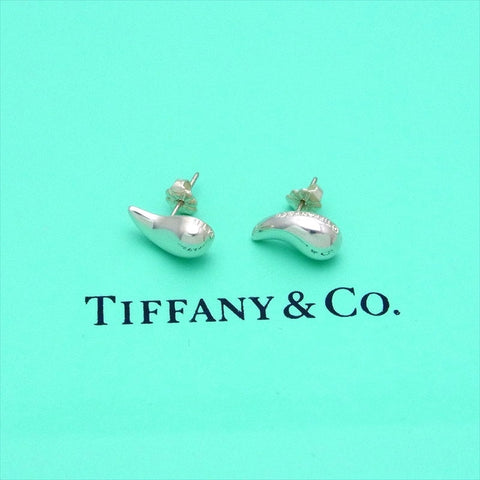 Pre-owned Tiffany & Co stud earrings Elsa Peretti tear drop