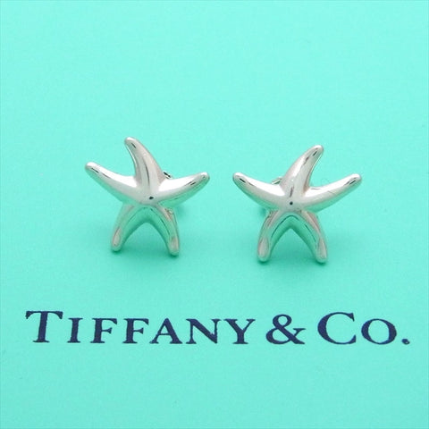 Pre-owned Tiffany & Co stud earrings Elsa Peretti starfish star