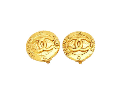 Chanel earrings #vd508