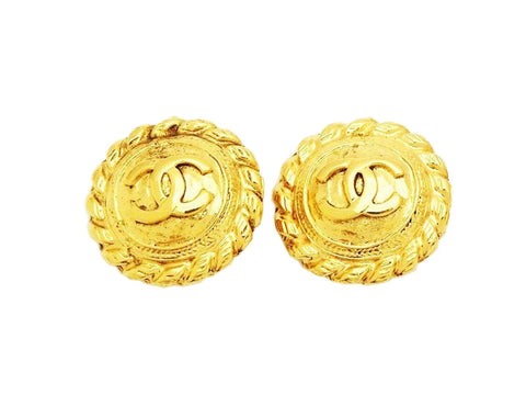 Chanel earrings #vd511