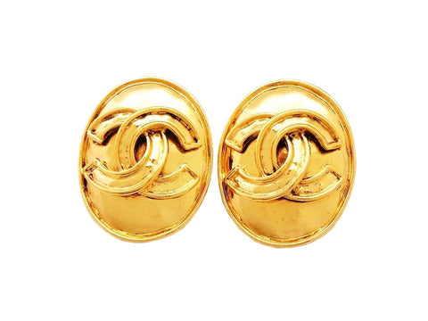 Chanel earrings #vd517