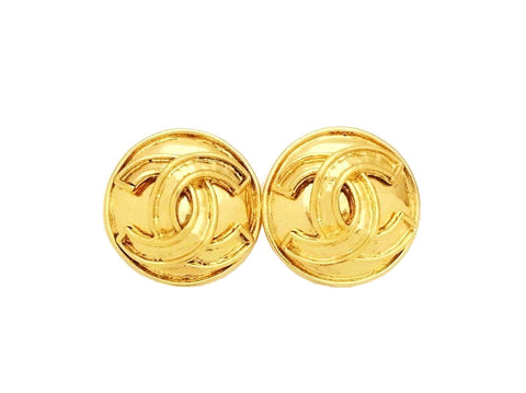 Chanel earrings #vd520